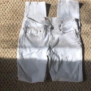White Jeans.